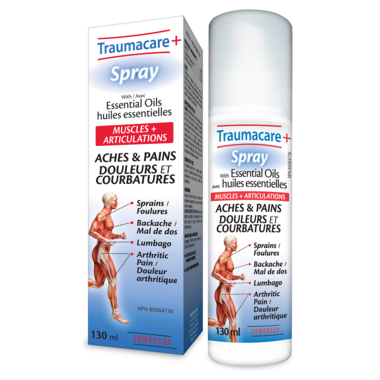 Traumacare Essential Oil Spray  | YourGoodHealth