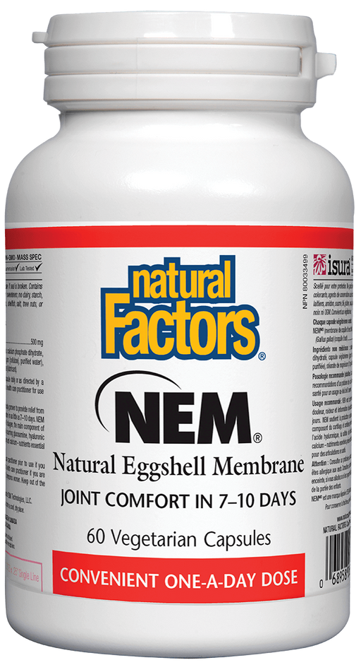 Natural Factors NEM 60 capsules | YourGoodHealth