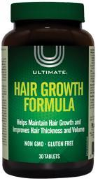Ultimate Hair Growth Formula | YourGoodHealth