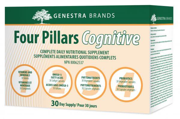 Genestra Four Pillars Cognitive | Yourgoodhealth