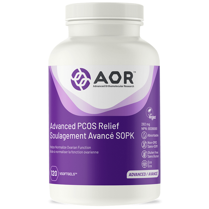 AOR PCOS Relief 120capules | YourGoodHealth