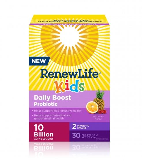 Renew Life Kids Daily Probiotic | Your Good Health