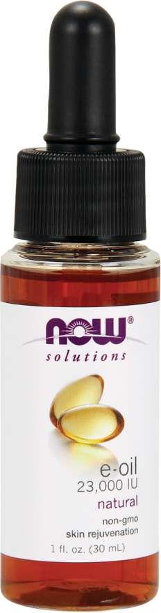 Now Vitamin E-Oil, 23,000 IU 30ml | YourGoodHealth