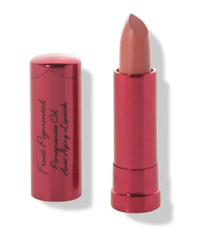 100% Pure Fruit Pigmented Pomegranate Lipstick | YourGoodHealth