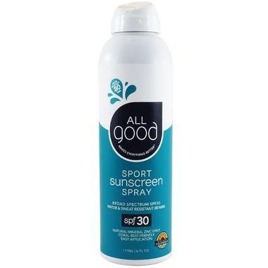 All Good SPF 30 Spray | YourGoodHealth