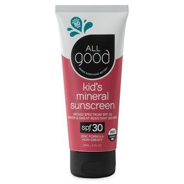 All Good SPF 30 Kids Lotion | YourGoodHealth