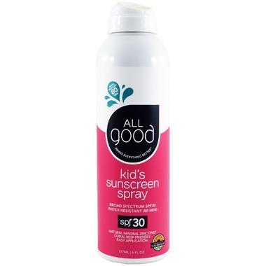 All Good SPF 30 Kids Spray | YourGoodHealth