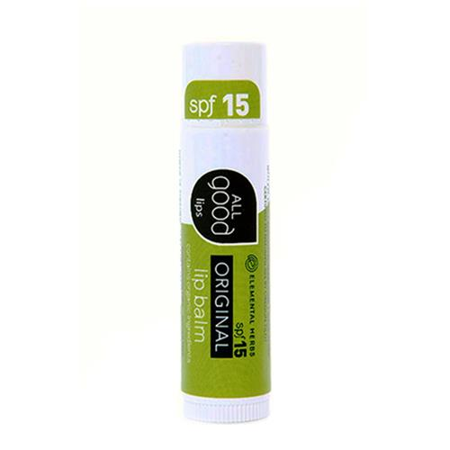 All Good LipBalm SPF15 | YourGoodHealth