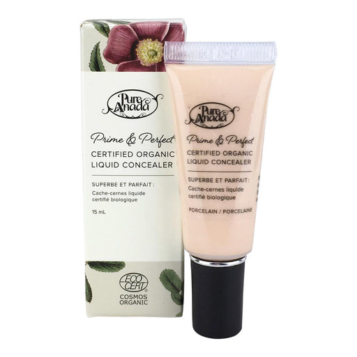 Pure Anada Liquid Concealer Porcelain | YourGoodHealth