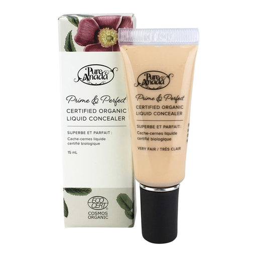 Pure Anada Liquid Concealer Very Fair | YourGoodHealth