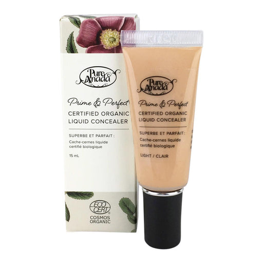 Pure Anada Liquid Concealer Light | YourGoodHealth