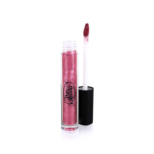 Pure Anada Lip Gloss Pink Quartz | YourGoodHealth