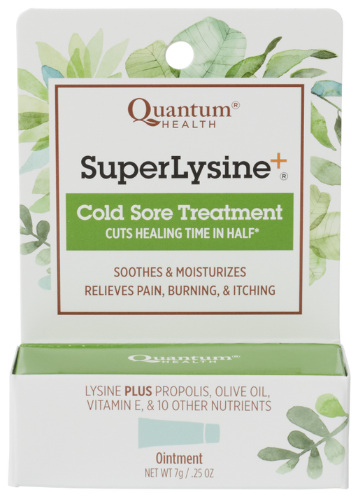 Quantum Super Lysine Ointment | YourGoodHealth