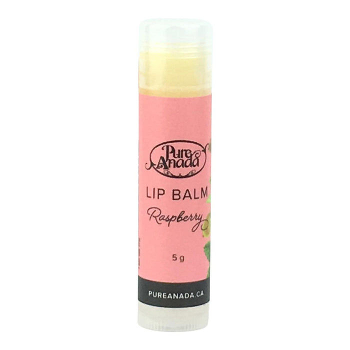 Pure Anada Lip Balm Raspberry | YourGoodHealth
