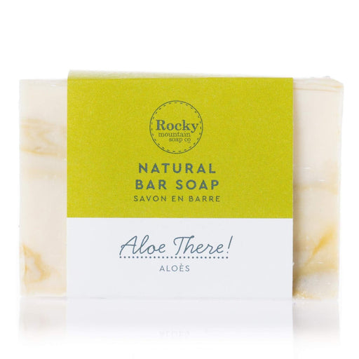 Rocky Mountain Soap Aloe Soap | YourGoodHealth