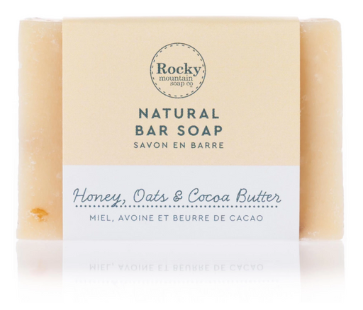Rocky Mountain Honey Oats & Cocoa Soap | YourGoodHealth