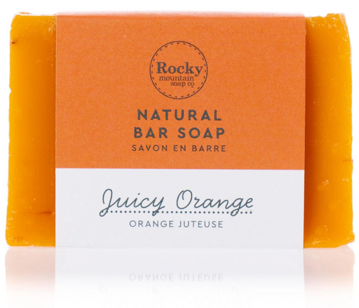 Rocky Mountain Juicy Orange Soap | YourGoodHealth
