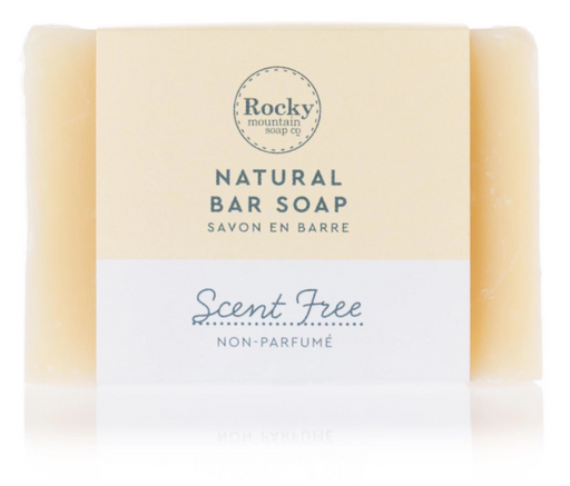 Rocky Mountain Unscented Soap | YourGoodHealth