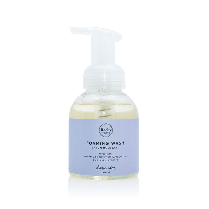 Rocky Mountain Lavender Foaming Wash | YourGoodHealth