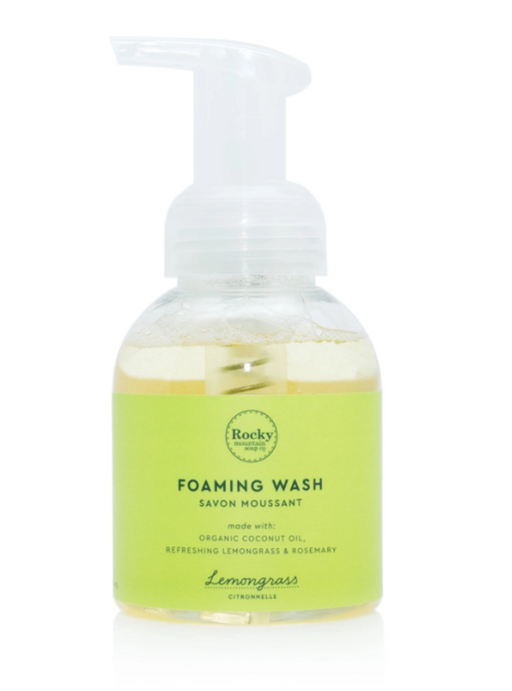 Rocky Mountain Lemongrass Foaming Wash | YourGoodHealth