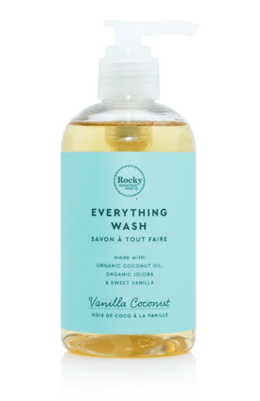 Rocky Mountain Hand & Body Wash Vanilla Coconut  | YourGoodHealth