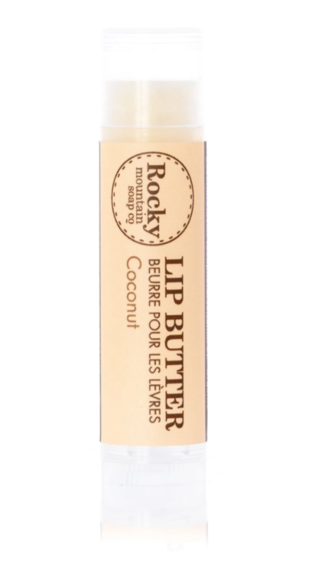 Rocky Mountain Coconut Lip Balm | YourGoodHealth