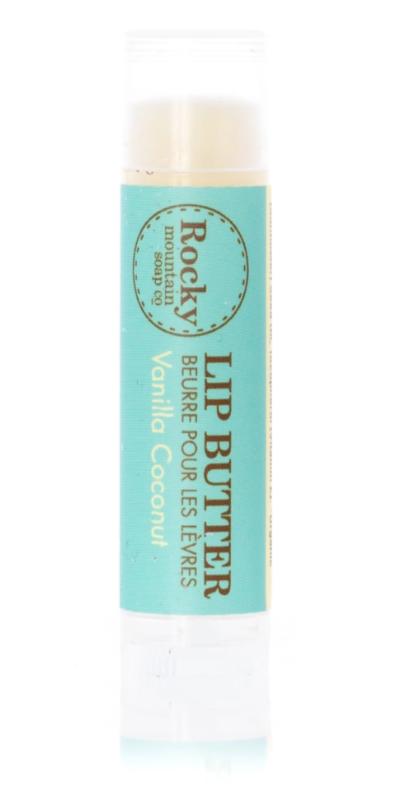 Rocky Mountain Lip Balm Vanilla Coconut | YourGoodHealth