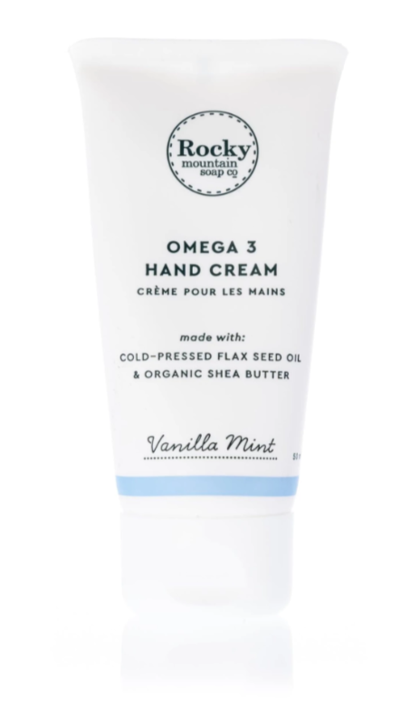 Rocky Mountain Hand Cream Vanilla Mint | YourGoodHealth