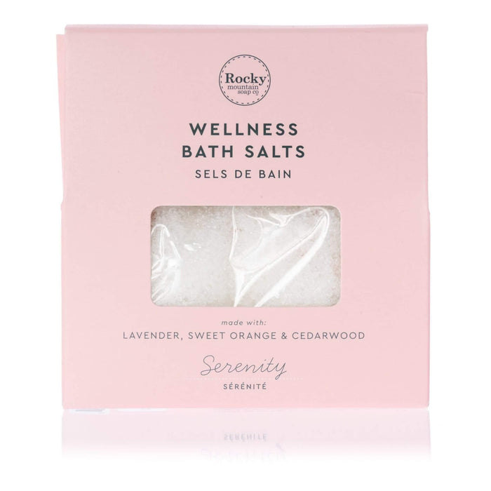 Rocky Mountain Bath Salts Serenity | Your Good Health