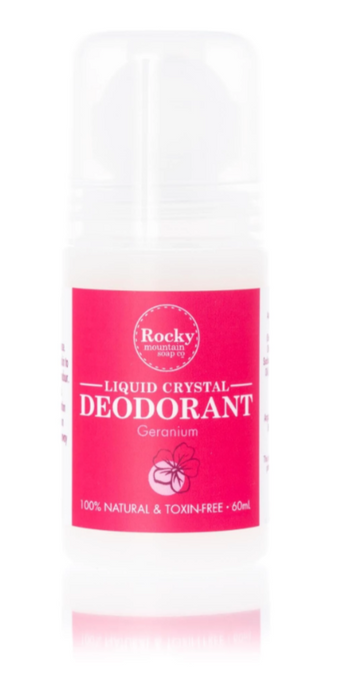 Rocky Mountain Deodorant Geranium | YourGoodHealth
