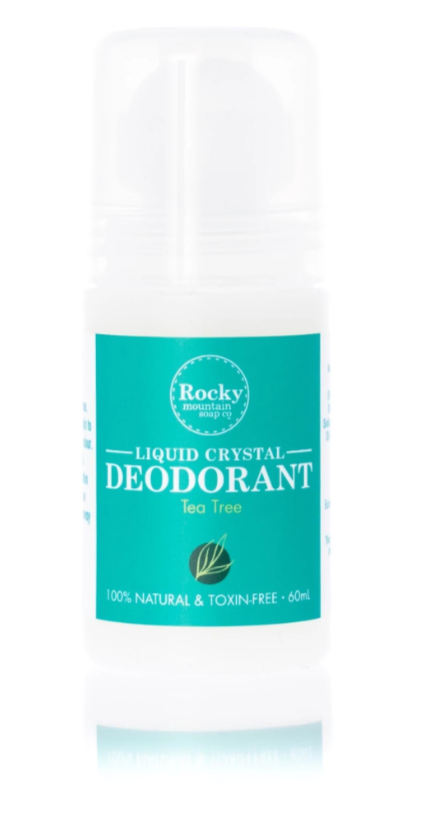 Rocky Mountain Deodorant Tea Tree | YourGoodHealth