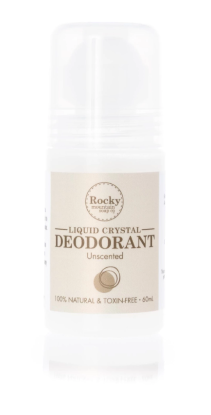Rocky Mountain Unscented Deodorant  | YourGoodHealth