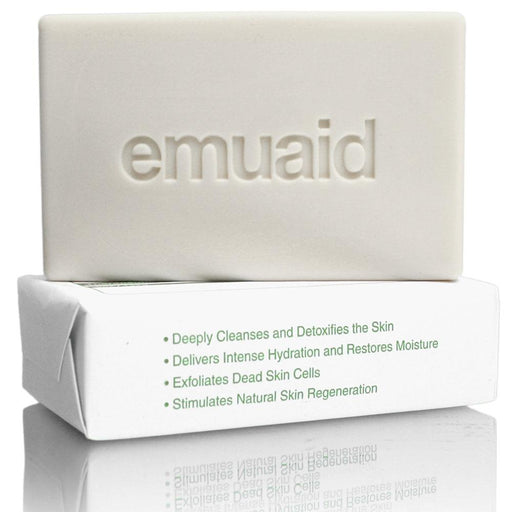EmuAid Therapeutic Moisture Soap Bar | YourGoodHealth