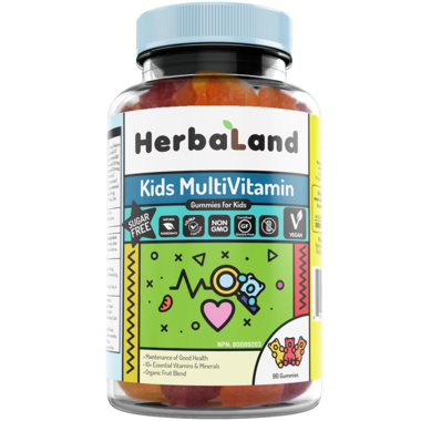 Herbaland Kids Gummy Multivitamin | YourGoodHealth