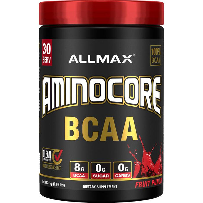 Allmax Aminocore BCAA Fruit Punch 315g | YourGoodHealth