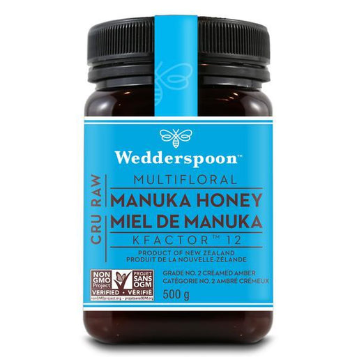 Wedderspoon Manuka Honey K Factor 12 500g | YourGoodHealth