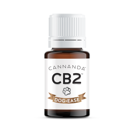 Cannanda Dog Ease CB2 Terpenes | YourGoodHealth
