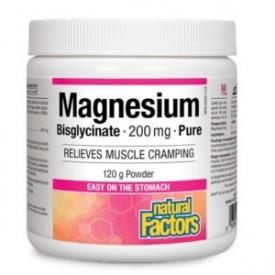 Natural Factors Magnesium Bisglycinate | YourGoodHealth