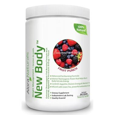 Alora Naturals New Body Fruit Punch | YourGoodHealth