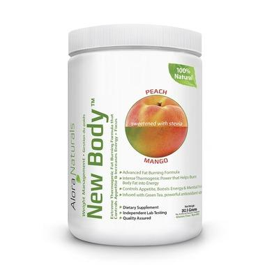 Alora Naturals New Body Peach Mango | YourGoodHealth