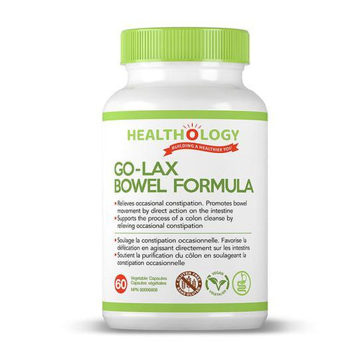 Healthology Go Lax Bowel Formula | YourGoodHealth