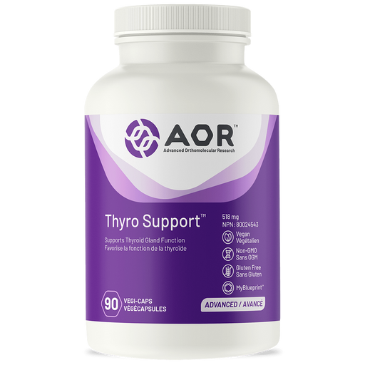AOR Thyro Support 180 capsules | YourGoodhealth