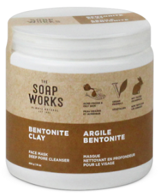 Soap Works Bentonite Clay 454g | YourGoodHealth