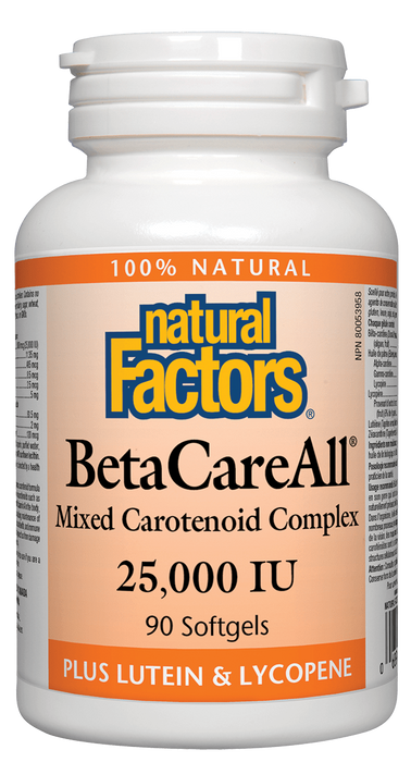 Natural Factors BetaCareAll | YourGoodHealth