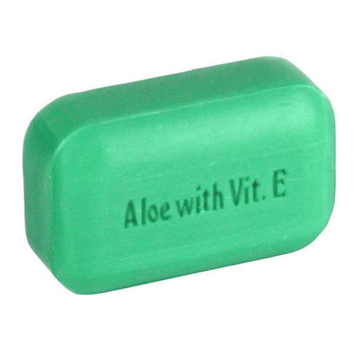 Soap Works Aloe Soap Bar 110g | YourGoodHealth