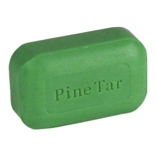 Soap Works Pine Tar Soap Bar | YourGoodHealth