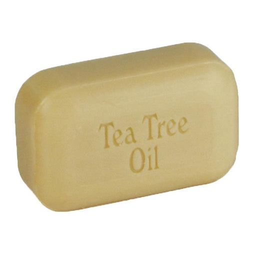 Soap Works Tea Tree Oil Soap Bar | YourGoodHealth