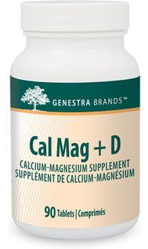 Genestra Cal/Mag + D 90 tablets | Yourgoodhealth