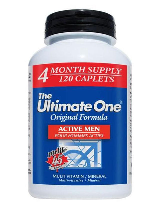 Nulife Ultimate One Multivitamin Men Active | YourGoodHealth