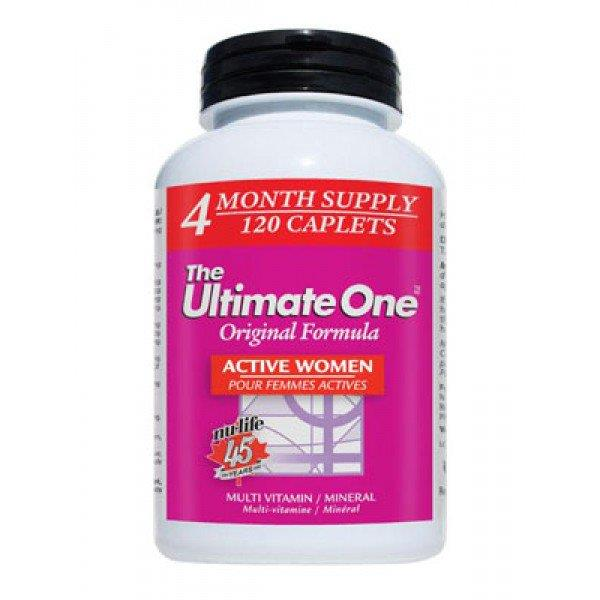 Nulife Ultimate One Multivitamin Women Active | YourGoodHealth